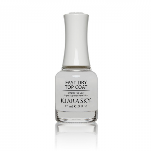 KIARA SKY NAIL POLISH 15ML - FAST DRY TOP COAT